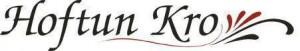 Hoftun Kro_Logo
