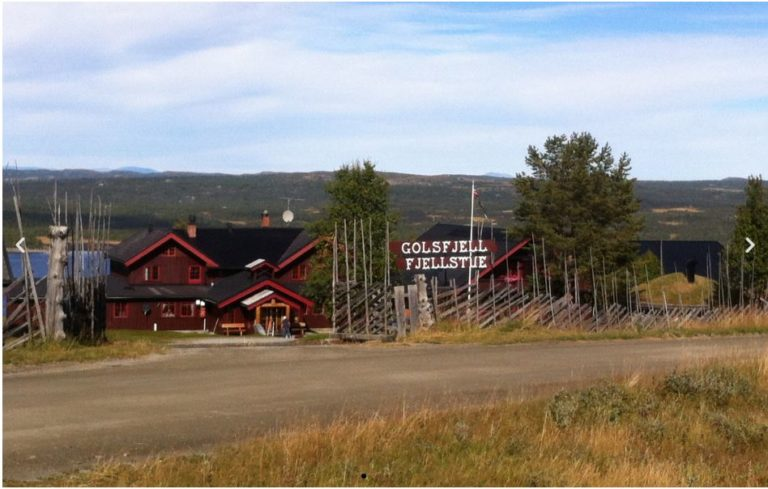 Golsfjell Fjellstue