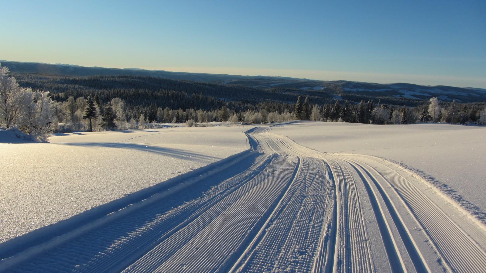 Solseter – skistadion og lysløyper