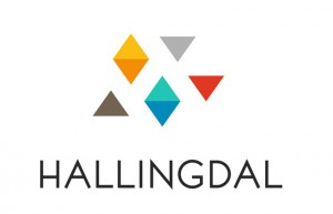 Hallingdal logo over