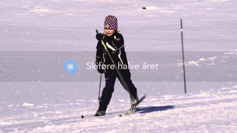 Hallingdal – vi er skifolket